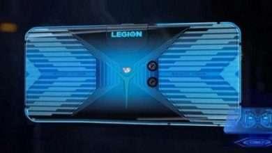 صورة الكشف عن تفاصيل جديدة للهاتف لينوفو ليجن