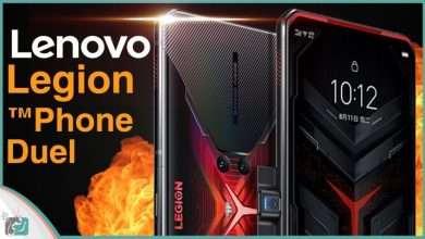 صورة لينوفو ليجن Lenovo Legion | هاتف ألعاب بسعر مجنون وكاميرا عجيبة