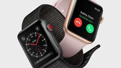 صورة ابل واتش Apple Watch نسخة رخيصة الثمن قيد التطوير