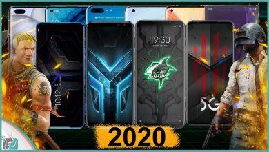 صورة افضل 10 هواتف للالعاب 2020 روعة السرعة في ببجي وكود موبايل ما هو اختيارك