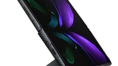 صورة جالكسي زد فولد 2 Galaxy Z Fold ظهور أغطية حماية رسمية للهاتف