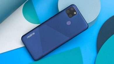 صورة ريلمي في 3 – Realme V3 هل يكون أرخص هاتف يدعم 5G ؟