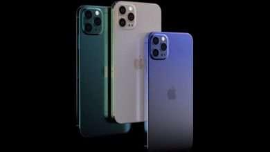 Photo of ايفون 12 iPhone 12 بمغناطيس دائري في الخلفية في تسريب مصور