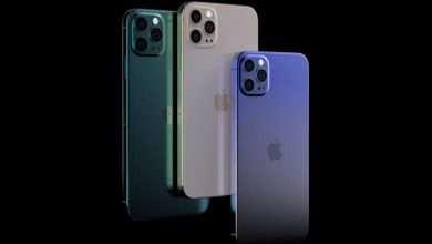 صورة ايفون 12 iPhone قد يأتي بكاميرا خلفية تتحول إلى شاشة ثانوية
