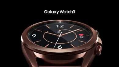 Photo of ساعة سامسونج جالكسي Samsung Galaxy Watch 3 سعر ومواصفات تستحق الانتظار