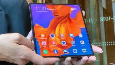 صورة هواوي ميت إكس Huawei Mate X 2 قادم بشاشة قابلة للطي للداخل