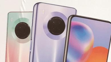 صورة هواوي واي 9 ايه Huawei Y9a تسريب المواصفات والألوان بملصق اعلاني جديد