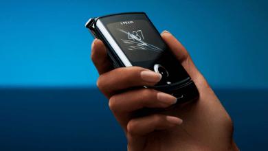 صورة موتورولا ريزر 5 جي Motorola RAZR 5G يظهر بتصميم جذاب في تسريبات جديدة