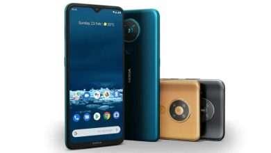 صورة نوكيا 5.3 – Nokia 5.3 و نوكيا سي 3 – Nokia C3 رسميا في الهند المواصفات والسعر