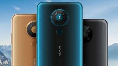 صورة نوكيا Nokia 5.3 يظهر بصفحته الرئيسية وقد يتم إطلاقه قريبا في الهند