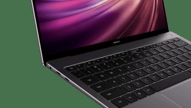 صورة هواوي ميت بوك اكس Huawei Matebook X قادم بأربعة ألوان مميزة