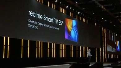 صورة شاشة ريلمي ومنتجات أخرى ضمن مؤتمر الشركة في IFA