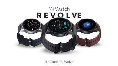 شاومي تعلن رسميًا عن ساعتها الذكية Mi WATCH REVOLVE