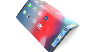 صورة شركة ابل تطلب عددًا ضخمًا من شاشات قابلة للطي من سامسونج