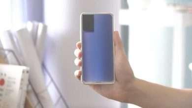 صورة شركة فيفو تبتكر تقنية لتغيير لون خلفية الهواتف الذكية