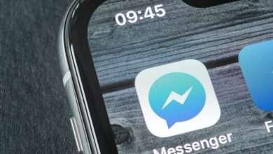 صورة فيسبوك تحث آبل على جعل تطبيقاتها مثل ماسنجر افتراضية على الايفون