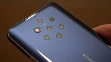 نوكيا 9.3 قد يكون أول هاتف من Nokia بكاميرا أسفل الشاشة