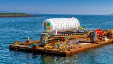 صورة مايكروسوف تنقل مركز بيانات بالكامل إلى قاع البحر .. تعرف على السبب