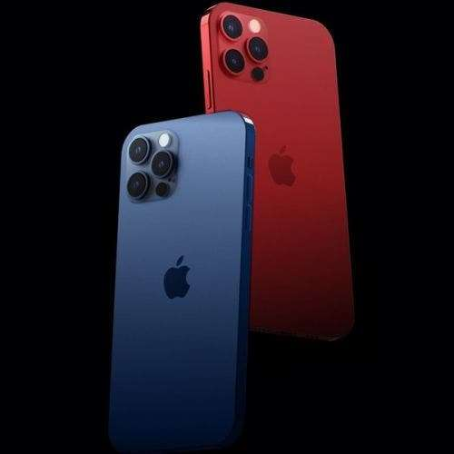 تسريبات تكشف اللون ايفون 12 برو iPhone 12 Pro الهاتف المنتظر