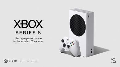 صورة رسميًا: مايكروسوفت تكشف سعر Xbox Series S