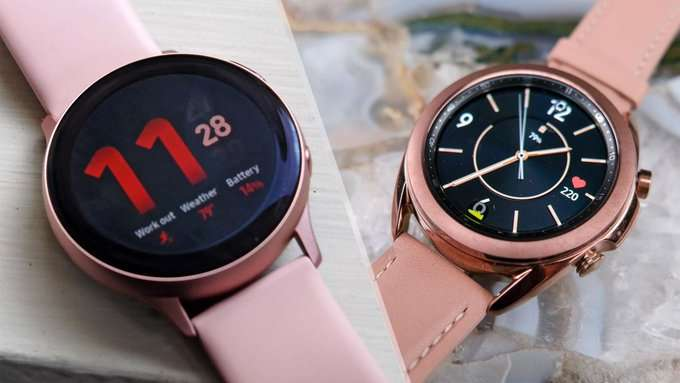2 Galaxy Watch Active
