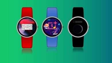 صورة ون بلس واتش OnePlus Watch قادمة بتصميم مشابه لساعة فيفو