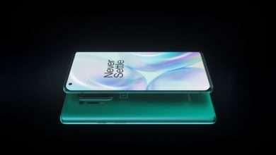 صورة ون بلس 8 تي OnePlus 8T تأكيد مواصفات الشاشة مع اقتراب موعد الإطلاق