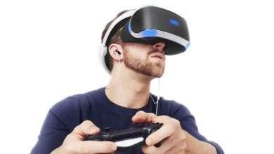 صورة براءة اختراع سوني تعرض وحدات تحكم واقع افتراضي جديدة للبلايستيشن PS5