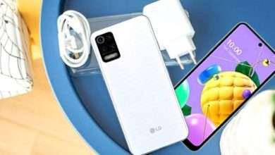 صورة ال جي تعلن رسميًا عن الهاتفين LG K62 و K52