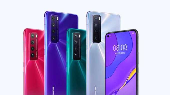 8 Huawei Nova