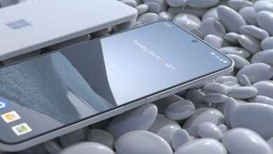 صورة مُصمم يقترح على مايكروسوفت هاتفًا باسم Microsoft Surface Solo
