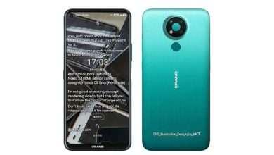 صورة نوكيا Nokia 3.4 تسريب صور جديدة ورائعة للهاتف