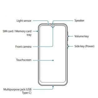 سلسلة جالكسي اف Galaxy F تظهر في أول إعلان تشويقي لها