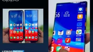 صورة اوبو فايند اكس 3 بشاشة شديدة الانحناء وكاميرا أسفل الشاشة