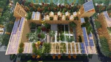 صورة الصين تخطط لبناء مدينة ذكية مقاومة للفيروسات