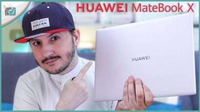 صورة هواوي ميت بوك اكس MateBook X | هل يجمع الاناقة + النحافة + الخفة + والاداء؟