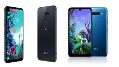 صورة ال جي تخطط لإطلاق ثلاثة هواتف متوسطة جديدة ضمن سلسلة LG Q