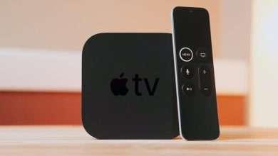صورة أجهزة ابل تي في Apple TV 4K تتيح عرض مقاطع اليوتيوب بدقة 4K