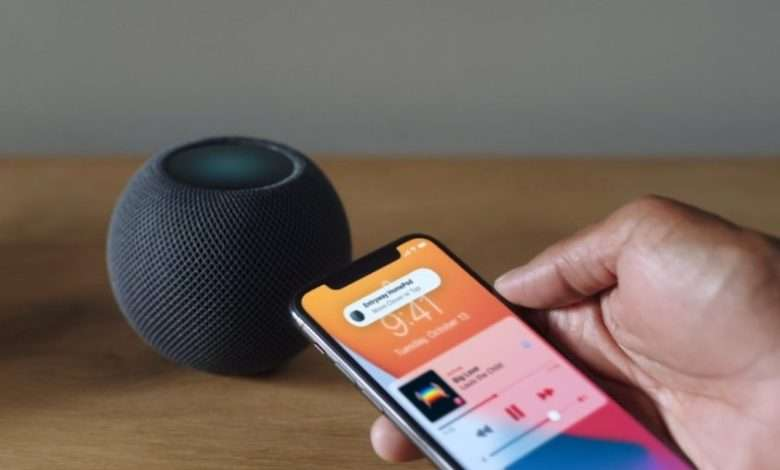 HomePods mini