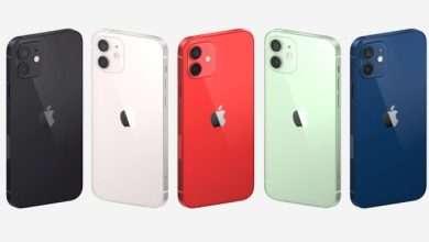 صورة مواصفات وسعر ايفون 12 – iPhone 12 إطلاق الهاتف رسميا بتصميم مميز وألوان رائعة