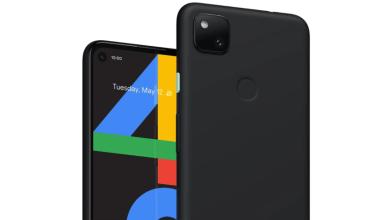 صورة جوجل بكسل 4 اى – Pixel 4a الكشف عن موعد إطلاق الهاتف رسميا في الهند