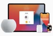 صورة ابل هوم بود HomePod يحصل على تحديث يضيف دعم الاتصال الداخلي ومميزات جديدة أخرى