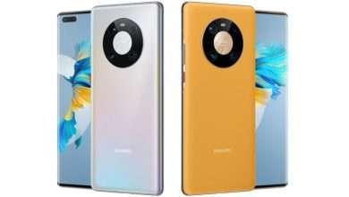 صورة سلسلة هواوي ميت 40 – Huawei Mate 40 ستحصل على ميزة الدفع الذكي