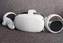 صورة نظارات الواقع الافتراضي Oculus Quest 2 لا تدعم ألعاب وتطبيقات Oculus Go