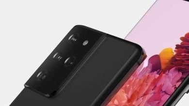 صورة سامسونج جالكسي اس 21 الترا – Samsung Galaxy S21 Ultra تسريب تصميم الكاميرا الخلفية للهاتف