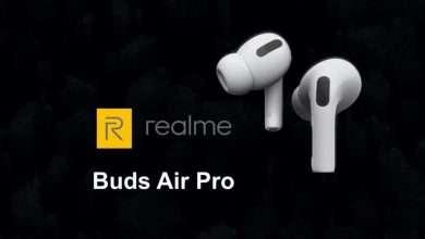 صورة ريلمي بودز اير برو Realme Buds Air Pro سماعة لاسلكية عازلة للضوضاء قادمة قريبا