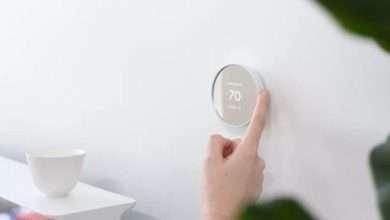 صورة ترموستات حرارة Nest Thermostat قادم بنسخة اقتصادية وألوان مميزة من جوجل