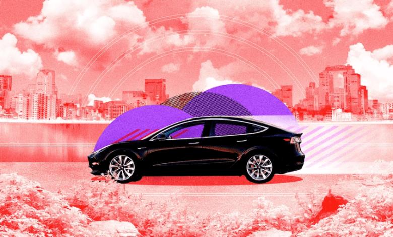 اختبار سيارة تسلا الجديد يشدُّ انتباهَ الفيدراليين