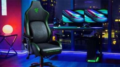 صورة كرسي الألعاب Razer Iskur .. الأول من شركة ريزر بمميزات فائقة من الراحة والدعم