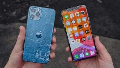 صورة ايفون 12 – iPhone 12 يخضع لاختبارات متانة لطبقة حماية السيراميك ويحقق نتائج مذهلة